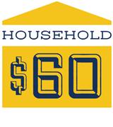 Household Membership $60