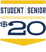 Student/Senior membership $20