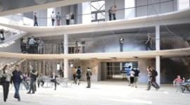 511 Atrium (image courtesy of Allied Works Architecture)