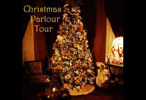 Albany Christmas Parlour Tour Tree Photo
