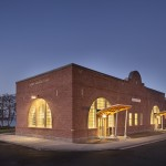 The Astoria Train Depot (1925), Astoria – restored as the Barbey Maritime Center (2013)