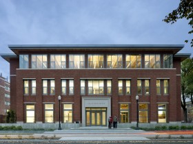 Hallie Ford Center for Healthy Children & Families, Oregon State University, Corvallis (new 2011)