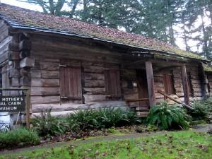 Pioneer Mothers Cabin