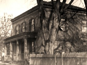 Ermatinger House historic photo
