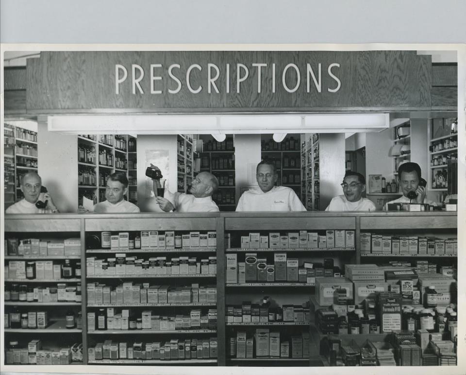 Phoenix Pharmacy (Photo courtesy of fosterthephoenix.com)