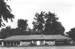 Howard Hall c.1950 (Photo courtesy Salem Public Library)