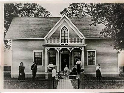 Beeks House_Historic