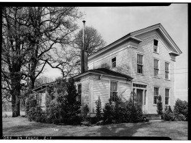 Smith House 1934 HABS