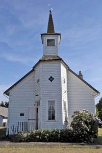 Sonrise Chapel (all photos courtesy of Darlene Goss)