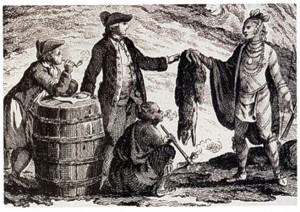 Early fur traders