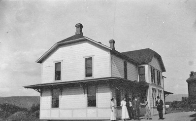 Sumpter Valley Railroad Depot