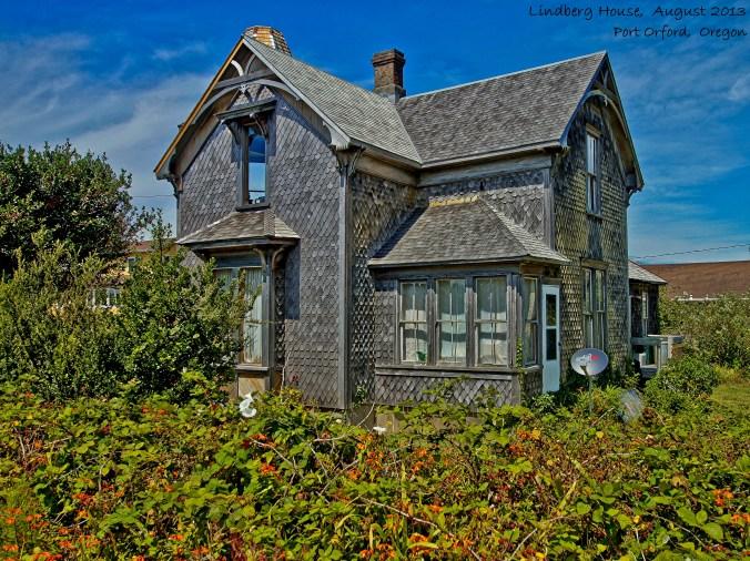 Lindberg House, Port Orford