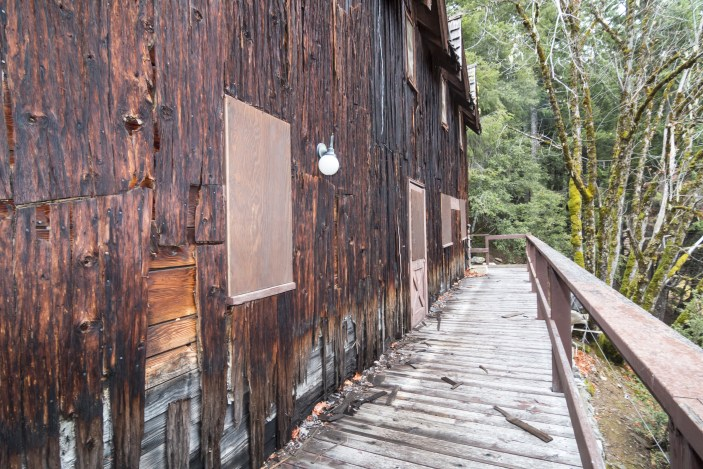Oregon Caves Historic District - Guide Dormitory