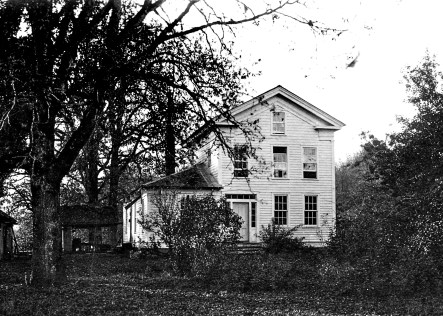 A.T. Smith House historic photo