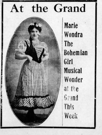 Bohemia Marie