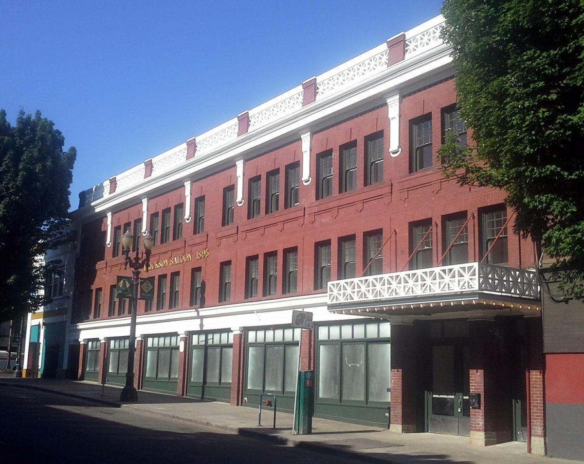 The Historic Tax Credit provided essential funding to convert the historic Erickson Fritz Saloon to affordable housing.