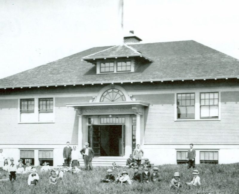 b2nd Concord School 1912