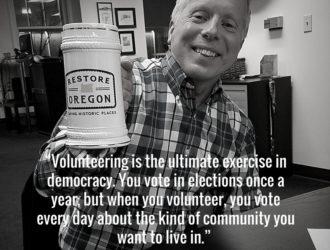 volunteer roy