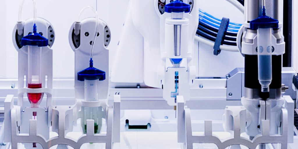 Unique scalable Brinter™ bioprinting platform is being developed towards cartilage bioprinting