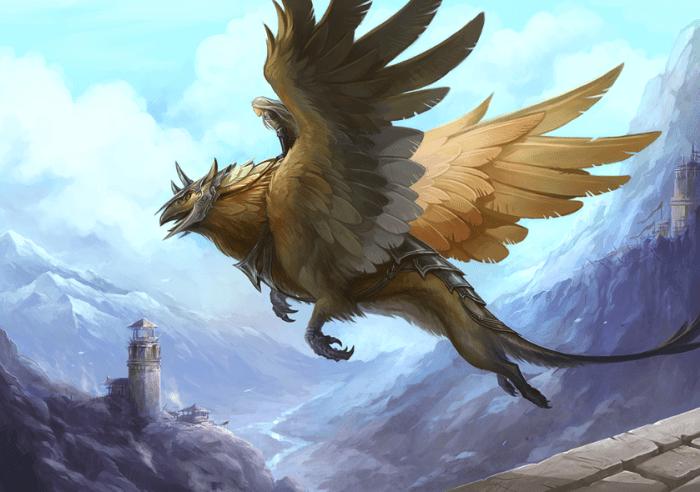 Griffins!
