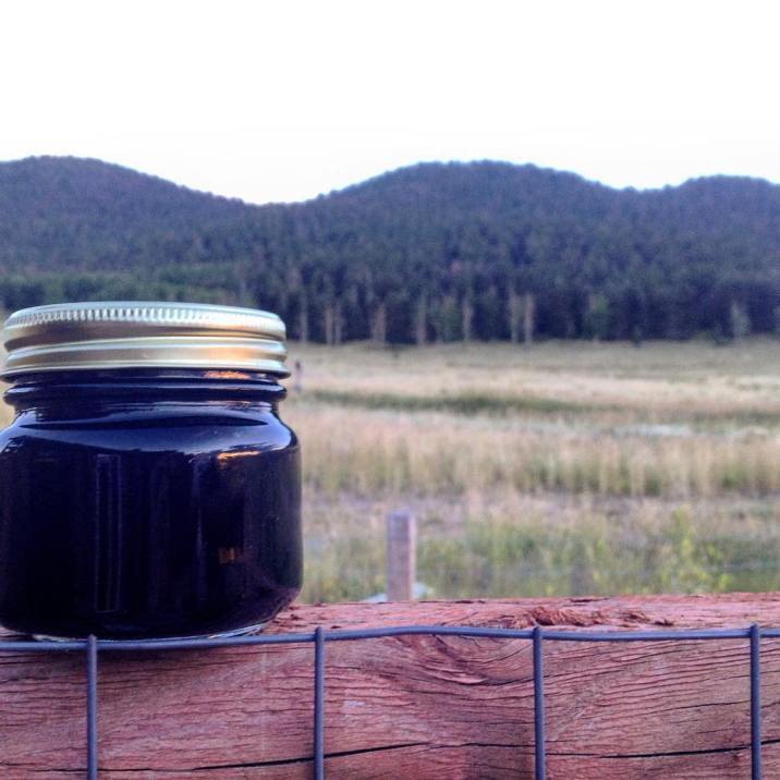 elderberry ginger syrup