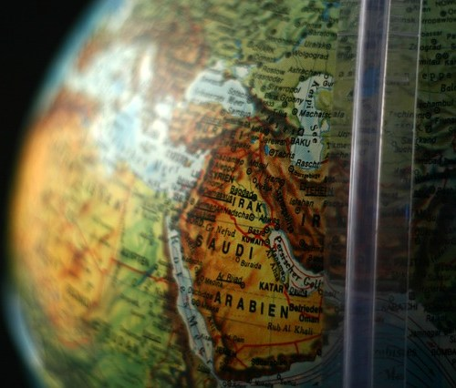 WHY THE MIDDLE EASTERN COUNTRIES ARE BLEEDING