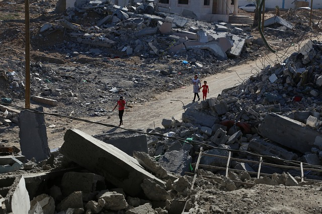 GAZA: THE PRISON, THE SINAI AND THE OFFSHORE GAS DEPOSITS
