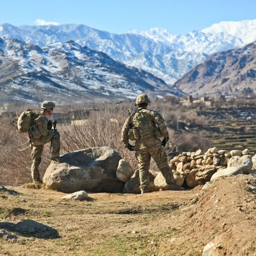 FORTHCOMING GEOPOLITICAL AND STRATEGIC CHANGES IN ASIA AFTER THE AFGHAN OCCUPATION ENDS