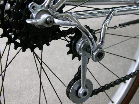 French Cyclo Rear Derailleur