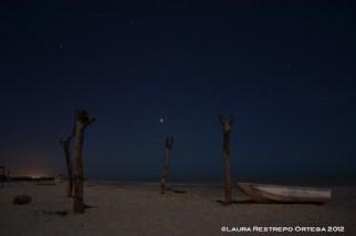 noche en Mayapo