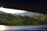 montañas desde la garrucha