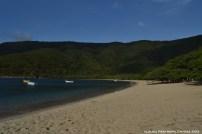 bahia concha - montañas, mar 2