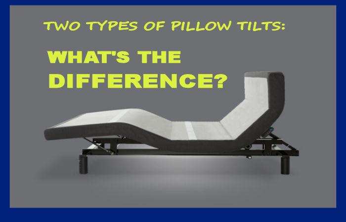 adjustable beds with pillow tilt