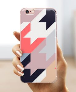 Houndstooth iPhone Case
