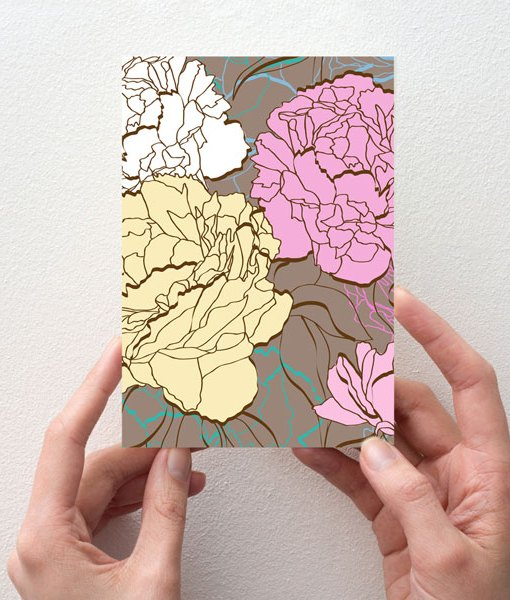 Greeting cards for women