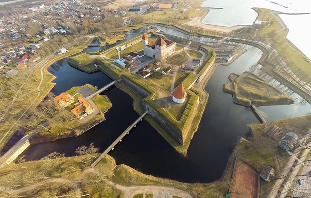 Kuressaare fortress