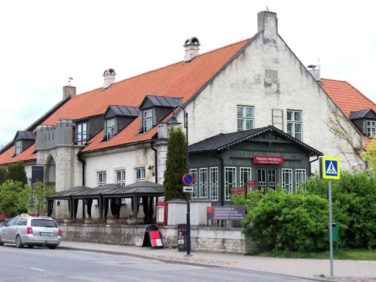 Saaremaa sanatorium