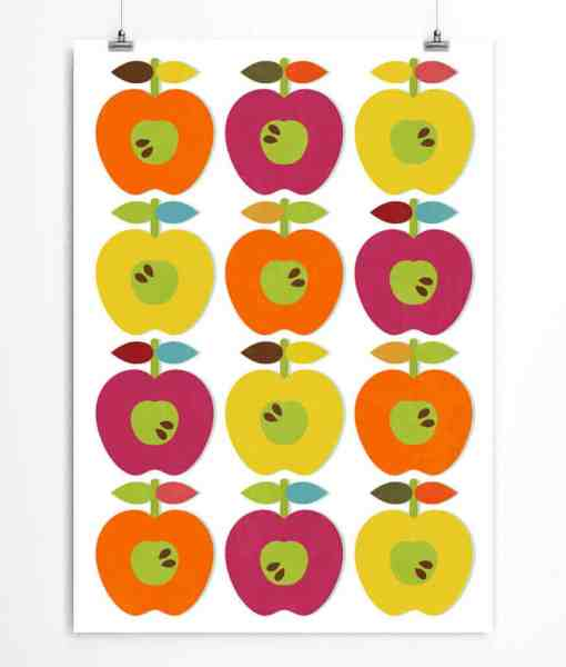 Apples Poster Printable