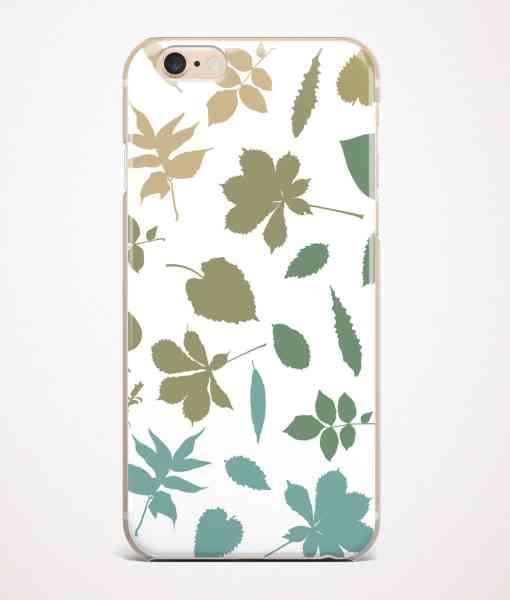 leaf seamless phone case