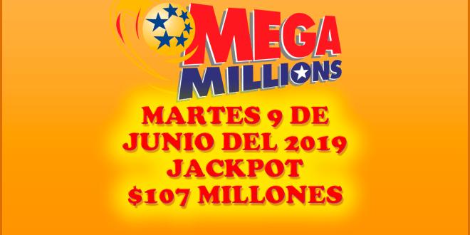 Resultados Mega Millions 9 de Julio del 2019