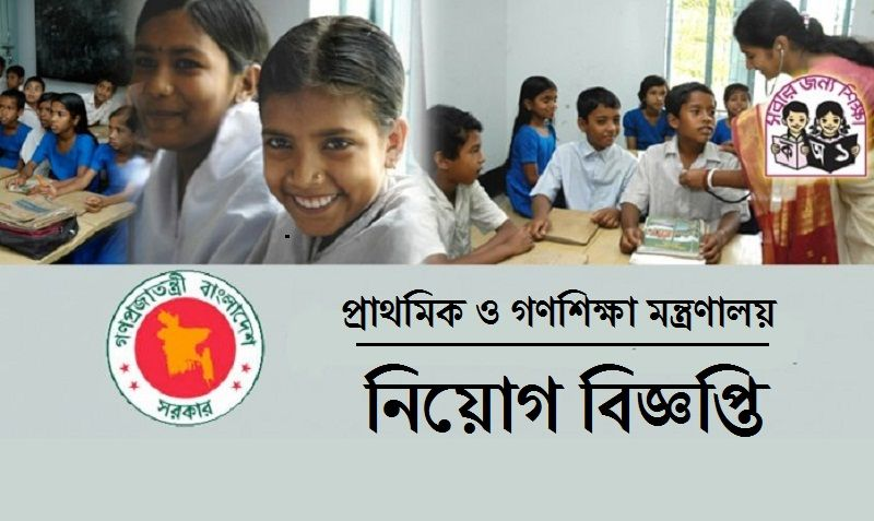 Primary & Mass Education Ministry Job Circular