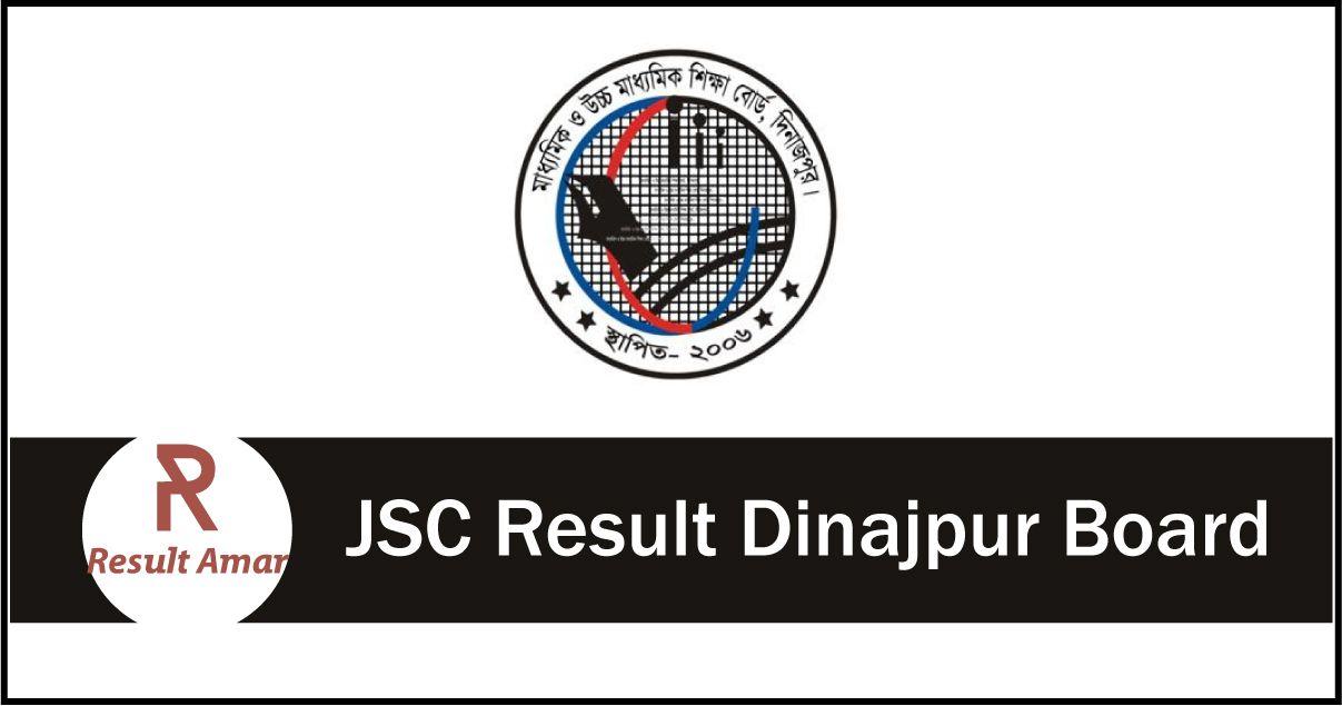 JSC Result Dinajpur Board