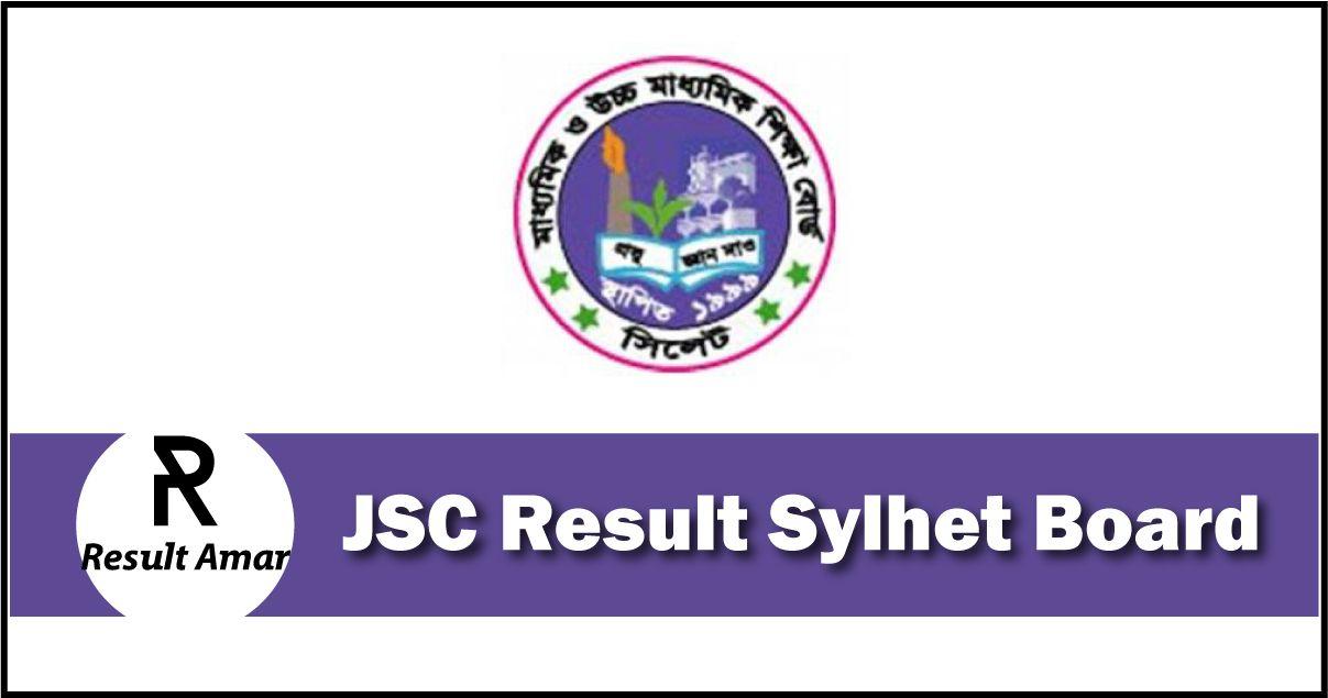 JSC Result Sylhet Board