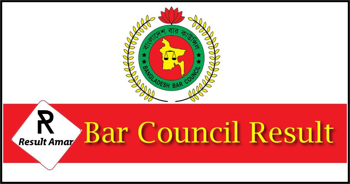 Bar Council Result