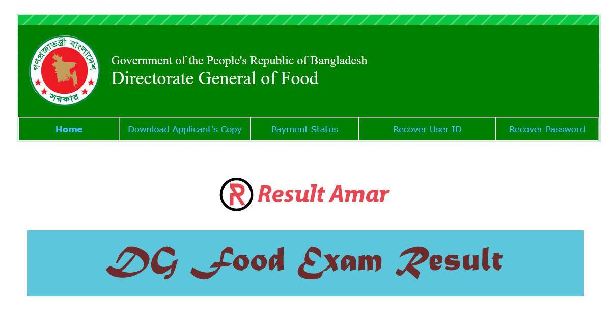 DG Food Result