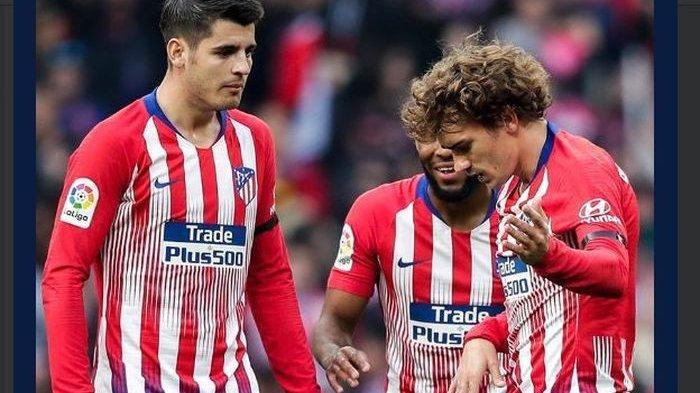 Atletico Madrid Cetak Clean-Sheet Melawan Celta Vigo