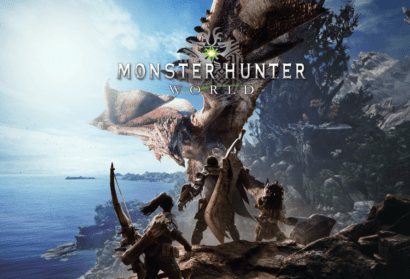 Monster Hunter World : Hunt The Monsters!