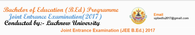 up bed entrance exam jee result
