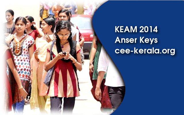 keam-2014-answer-keys