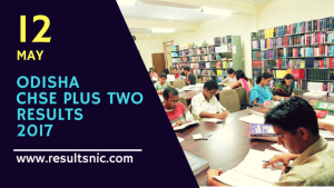Odisha Plus Two Science Results 2017